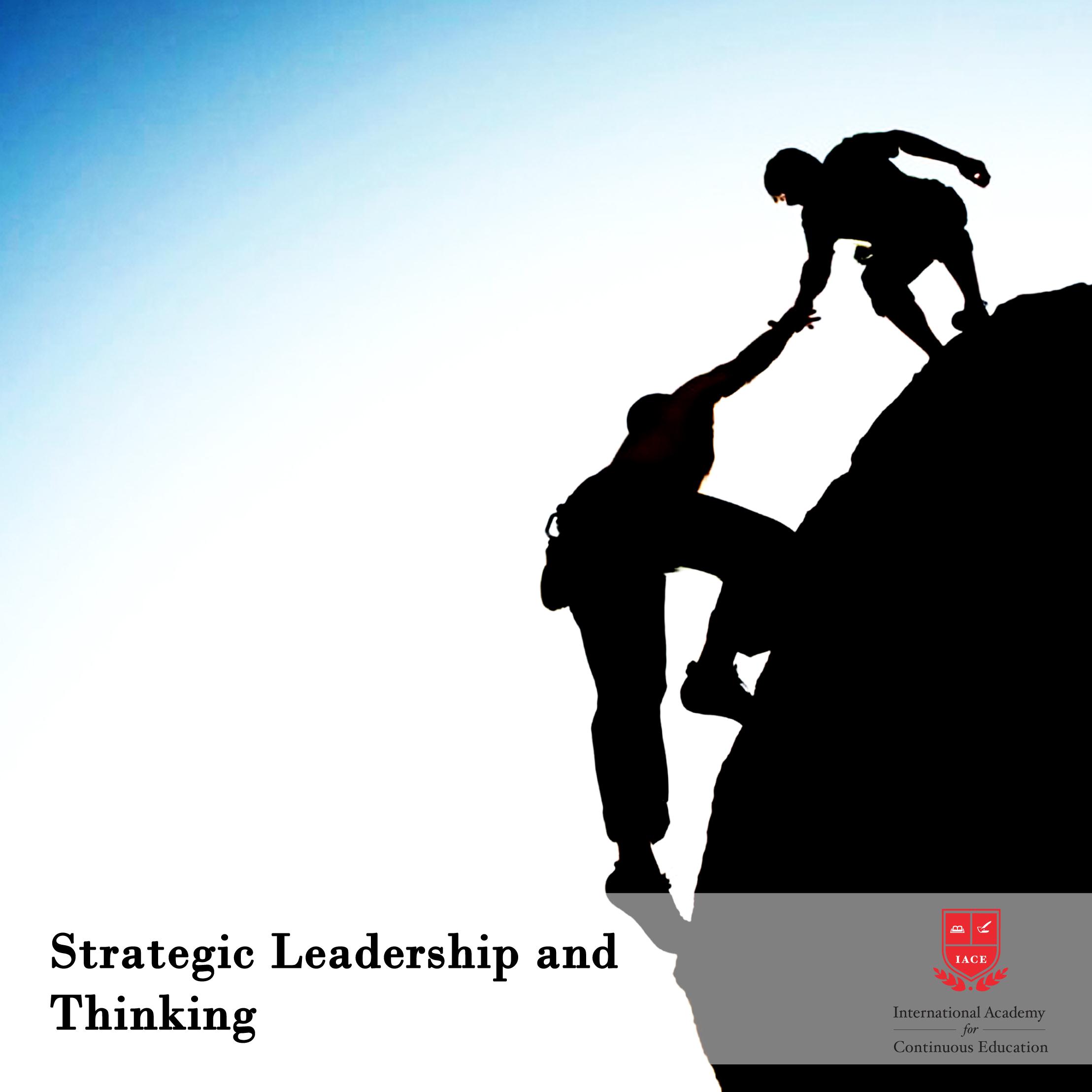 stretegicleadershipandthinking