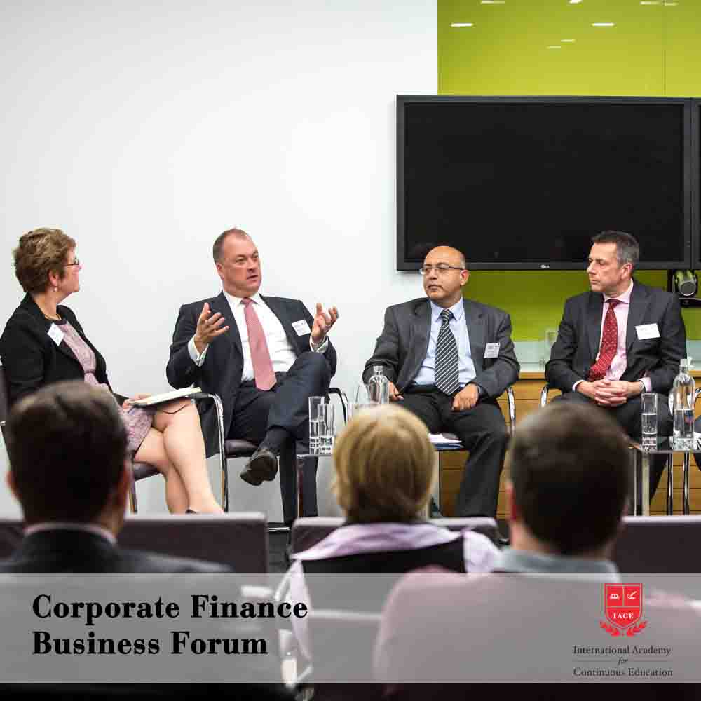 Corporate Finance: Corporate Finance Business Forum