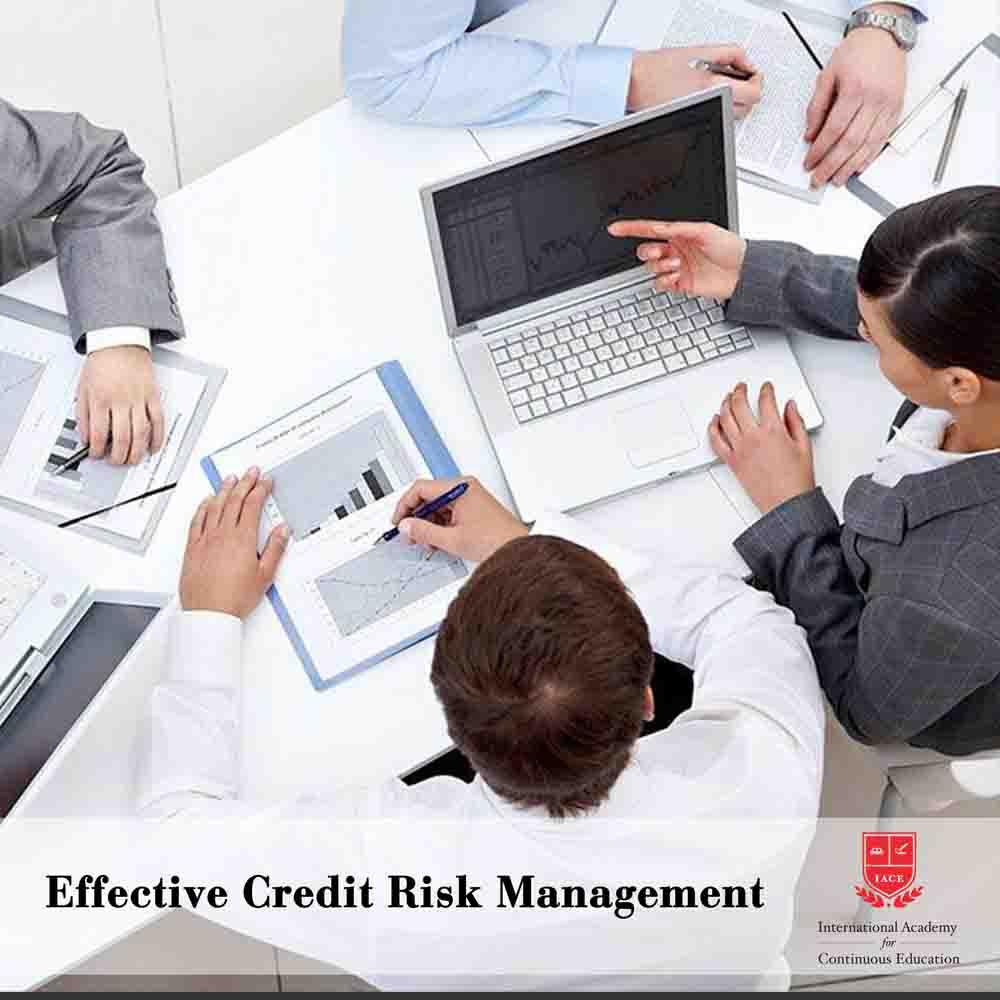 Effective Credit Risk Management