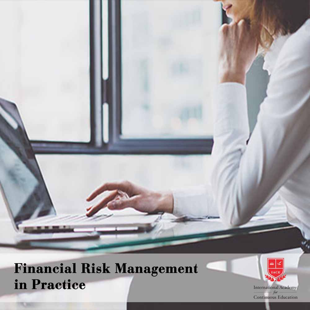 Financial Risk Management in Practice