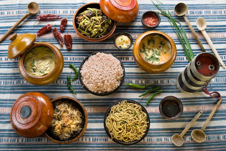 bhutan food