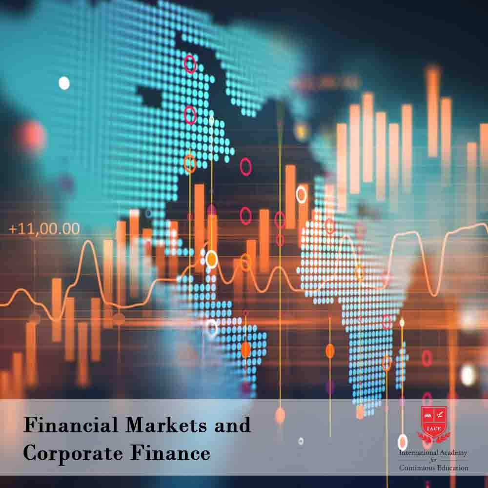 Corporate Finance: Financial Markets And Corporate Finance